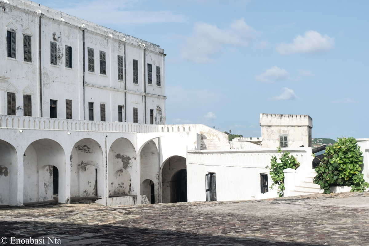 Exploring Cape Coast Castle Ghana